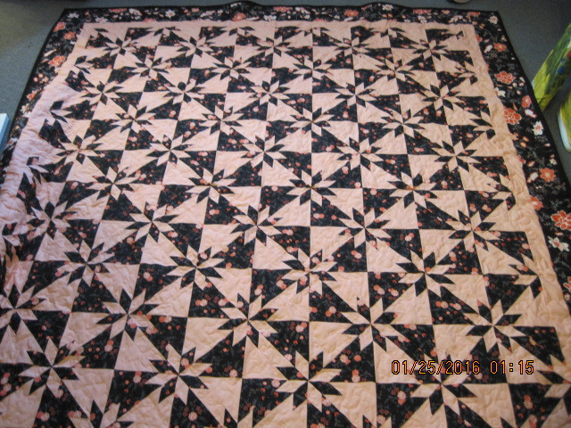 Hunters Star Quilt