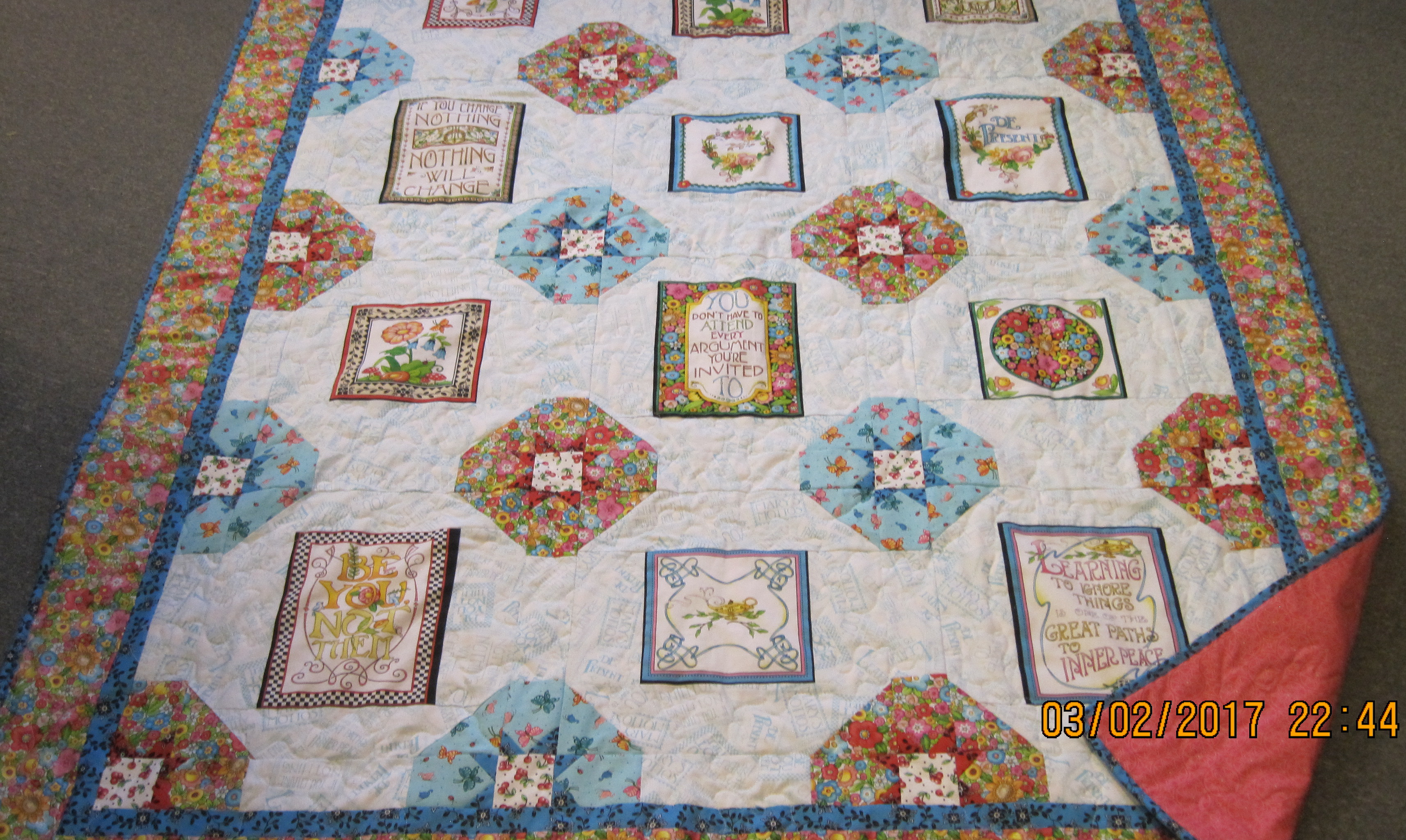 Quilt Patterns Using Panels Simple Decorating Ideas