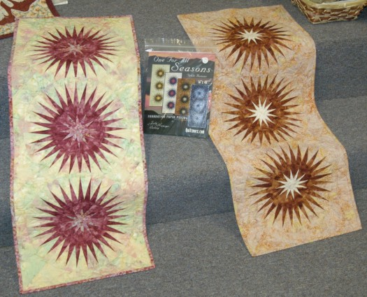 Table runner kit