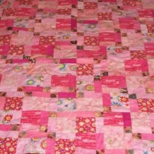 Nine Patch Blocks - Quilt