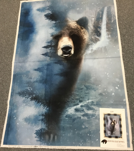Bear Hug Quiltworks Call of the Wild Echo