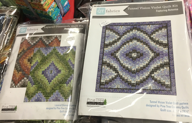 Kits from Quilting Treasures